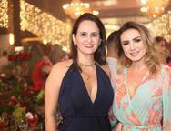 Adriana Miranda e Jaqueline Maia