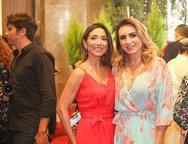 Renata Marinho e Jaqueline Maia