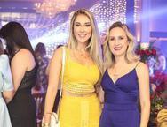 Alice Colares e Carolina Masssler