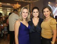 Carolina Massler, Deise Castro e Ilda Massler