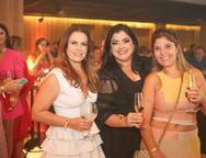 Raquel Ximenes, Vivi Almada  e Raquel Meira