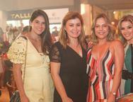Mirella Collyer, Ana Cristina Machado, Cintia Gomes e Roberta Quaranta