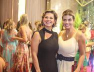 Ana Cristina Wolf e Anelise Barreira