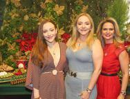 Mariah e Sandra Fujita e Germana Cavalcante