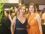 Leticia Macedo e Adriana Arrais