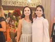 Neuza e Marjorie Rocha