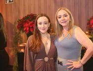 Mariah e Sandra Fujita