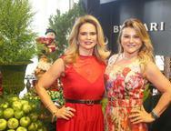 Germana Cavalcante e Silvana Guimar�es
