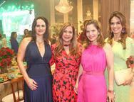 Adriana Miranda, Martinha Assun��o, Cristiana Carneiro e Eveline Fujita