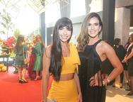 Priscila Costa e Rayssa Caldas