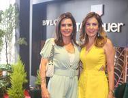 Patricia e Roseli Nogueira