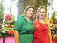 Lorena Pinheiro e Talyzie Mihaliuc