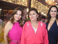 Cristiana Carneiro, Luciana Bezerra e Adriana Miranda