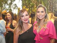 Kaline Ferraz e Talynie Mihaliuc