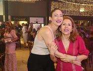 Dulce Santana e Glaucia Castelo Branco