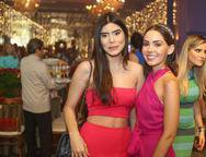 Leticia Cavalcante e Natasha Dias Branco