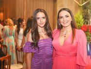 Ana Julia e Debora Marques