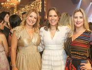 Natalia Varela, Tathye Arruda e M�nica Cunha