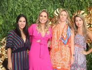 Daniela Castelo Branco, Talynie, Carol Pican�o e Roberta Montezuma
