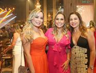 Lea Lopes, Talynie Mihaliuc e Ingrid Juca
