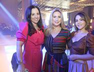 Valeska Mendon�a, Monica Cunha e Luciana Sim�es