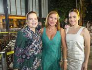Isabela Fonseca, Jane Juaçaba e Gabriela Fonseca