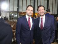 Carlos Pinheiro e Rafael Xerez