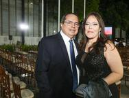 Antonio José e Germana Carvalho