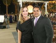 Kaline Ferraz e Sávio Nogueira