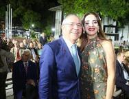 Pedro Gomes de Matos e Magda Busgaib