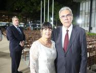 Neuma Figueiredo e Esdras Guimarães
