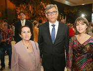 Zenilde Matoso, Cid Alves e Circe Jane Castro Alves