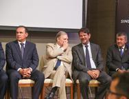 Washington Ara�jo, Tasso Jereissati, Cid Gomes e Ant�nio Henrique