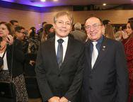 Otarc�lio Valente e Marcos Montenegro