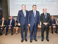 Ricardo Cavalcante, Patriolino Dias e Andr� Montenegro