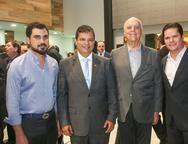 Thiago Carvalho, F�bio Nahuz, Murilo Alevado e Leonardo Lima