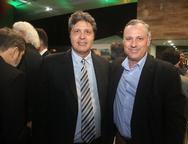 Marcos Oliveira e Itarci Cimentos