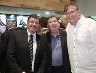 Alexandre Acyole, Heitor Studart e Pedro Ricardo