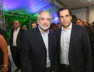 Osvaldo Sousa e Etevaldo Nogueira