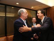 Ciro Gomes e Camilo Santana