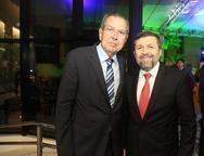 Ricardo Parente e �lcio Batista