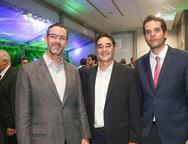 Alexandre Teixeira, Daniel Arruda e Jo�o Fiuza