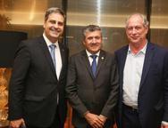 Erinaldo Dantas, Ant�nio Henrique e Ciro Gomes