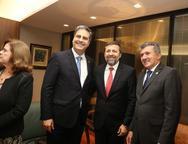 Erinaldo Dantas, �lcio Batista e Ant�nio Henrique