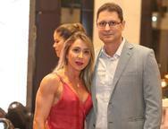 Ana Paula e Paulo Magalh�es