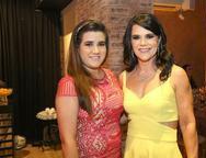 Paula e Luzia Feitosa