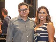 Ronaldo e Roberta Oliveira