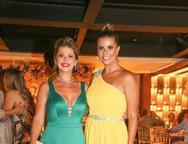 Ana Cristina Wolf e Anelisa Barreira