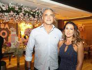 Dion�sio e Monique Amaral