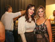 Mariela Dourado e Amanda Sobreira